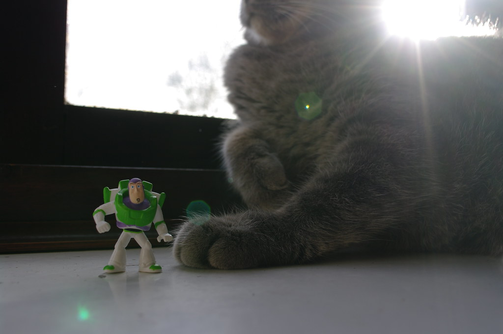 to infinity... and beyond!