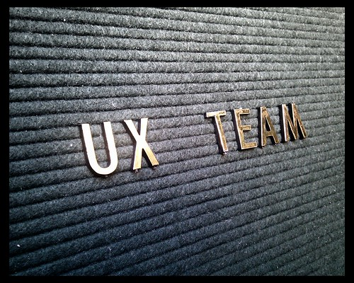 User Experience Team | by mollystevens