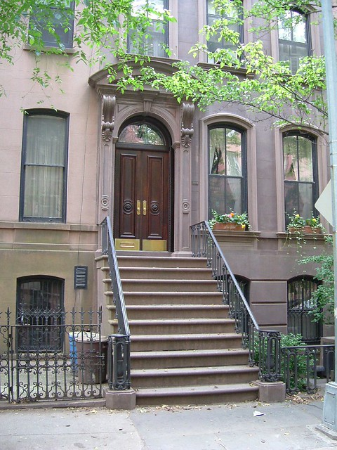 Carrie Bradshaw's House From Sex And The City - Rob Young - Flickr