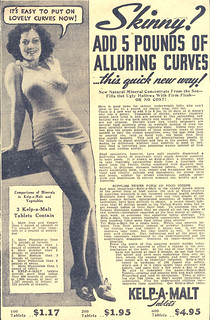 Skinny? Add 5 Pounds of Alluring Curves | by Kevin D. Hendricks