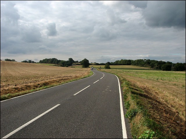 Road to Mistley