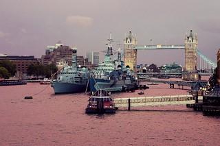 London Bridge City Pier | by red R