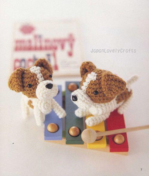Crochet Pattern books: Amigurumi Monsters 1 and 2 - YouTube | 589x500