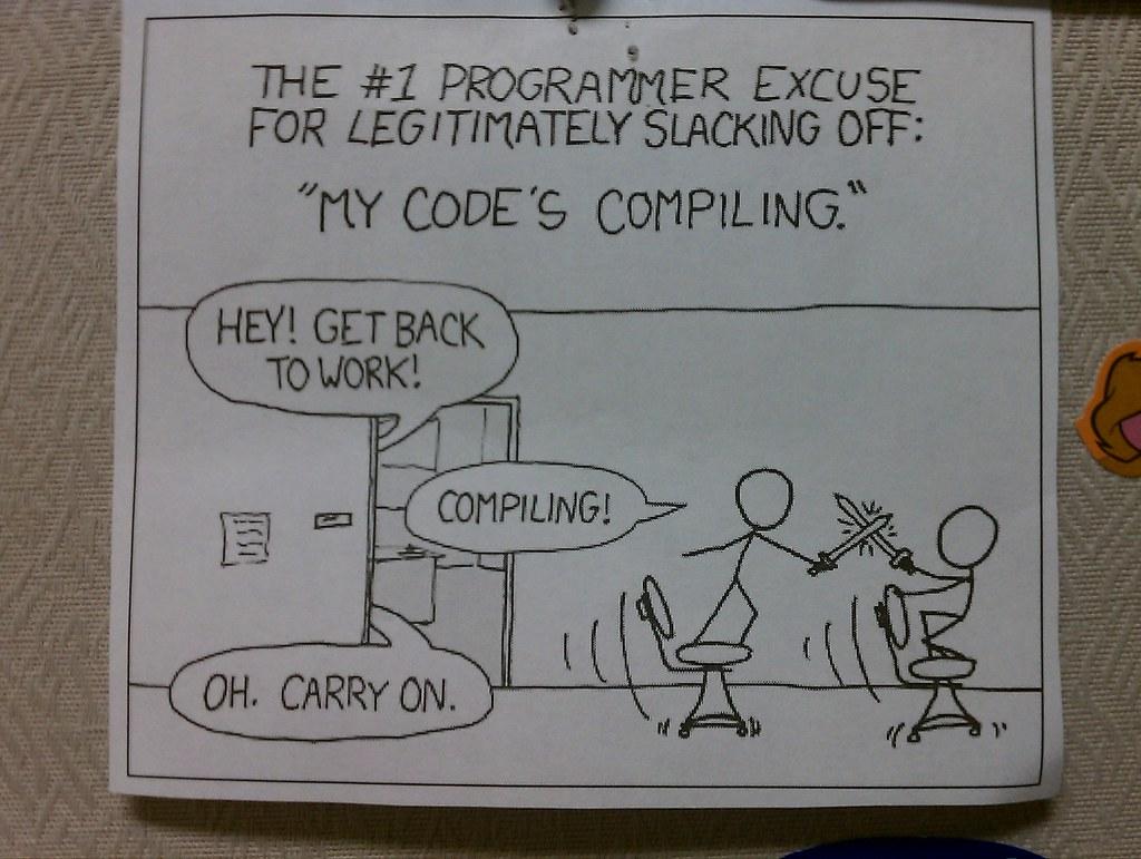 Still my favorite XKCD comic #geek #newsfromthecube #nftc