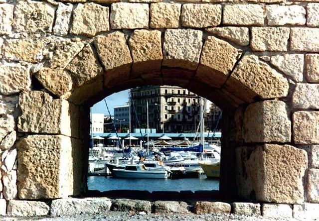Crete thru a Window