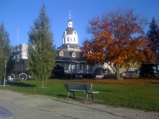 Kingston City Hall | by justOneMoreBook