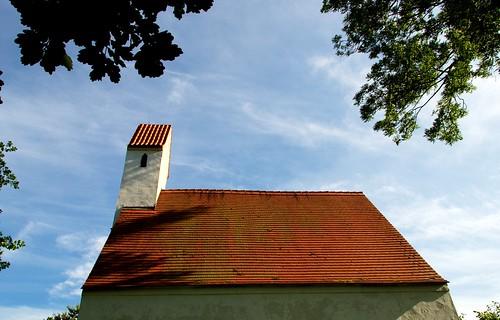 roof sky church kirche himmel ulrich dach stulrich 20070617 weichenberg aichachfriedberg