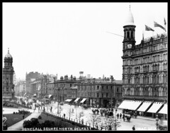 Donegall Square North, Belfast | by jonathanclark