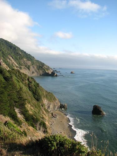coastaltrail stateofjefferson endertsbeach august2007 delnortecountyca oldredwoodhwy