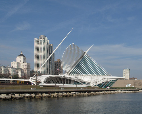 Milwaukee Art Museum | by John Picken
