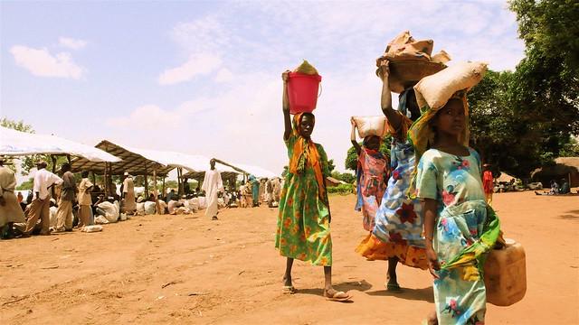 Darfur refugees Sam Ouandja 33