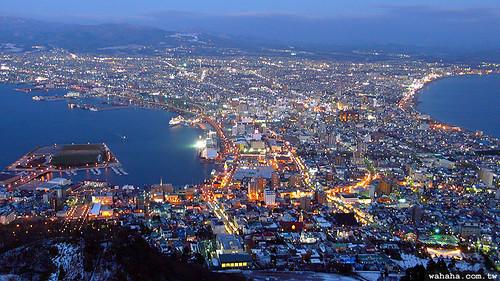 函館.夜景