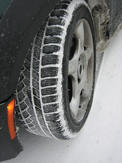 my winter tires | by siRRonWong