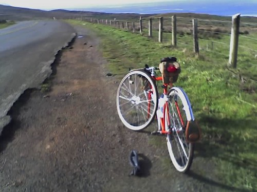 Front Tire Blowout | by cyclofiend