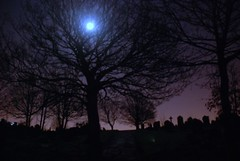 night in the cemetery | by polandeze