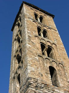 Campanar de Santa Maria de Taüll