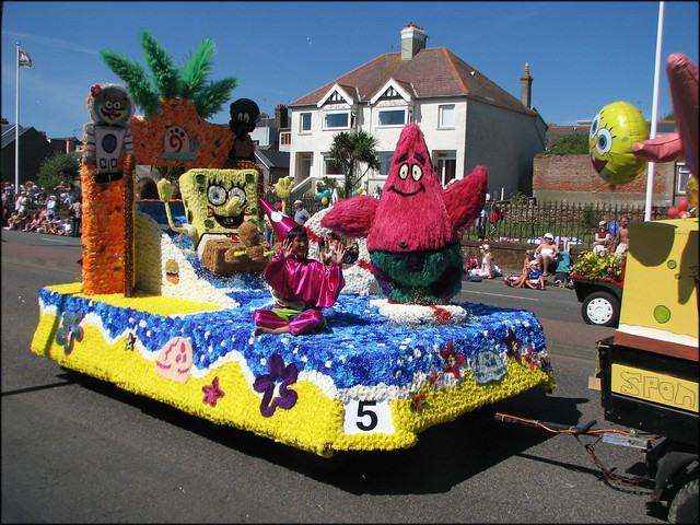 Sponge Bob Square Pants - Parish of St Peter Juniors