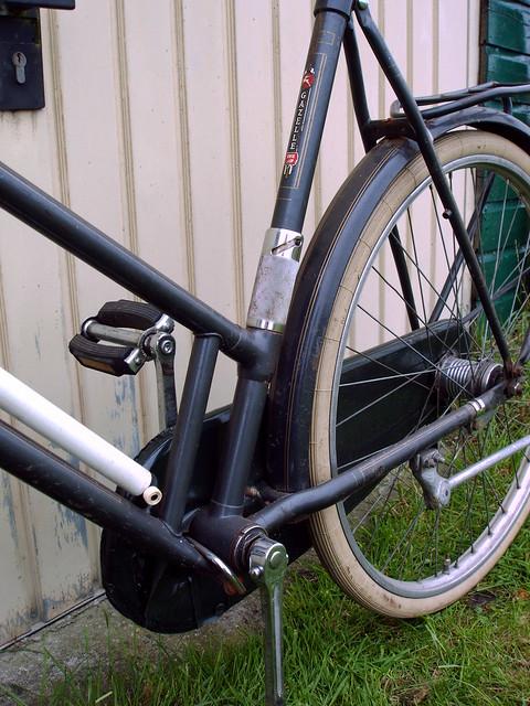1964 Gazelle Kwikstep 1 folding-bicycle
