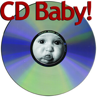 cd baby logo | by atduskgreg