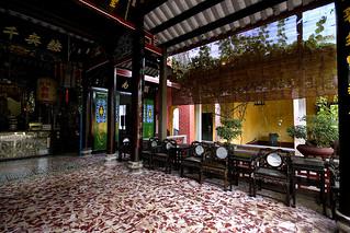 Vietnam - Hoi An - Interior Pagoda | by bizen99