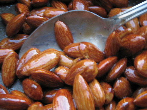 Honeyed-Almonds