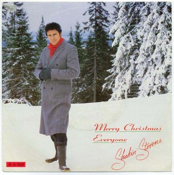 Image result for merry christmas everyone shakin stevens