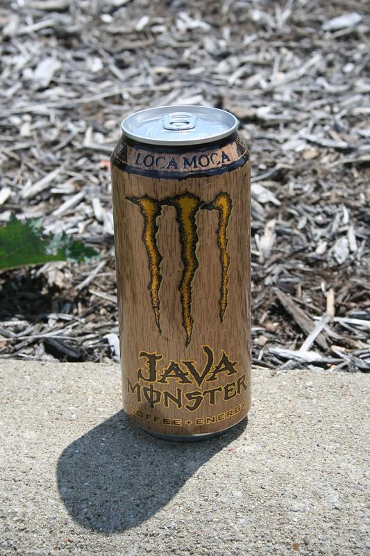 Monster Java: Loca Moca