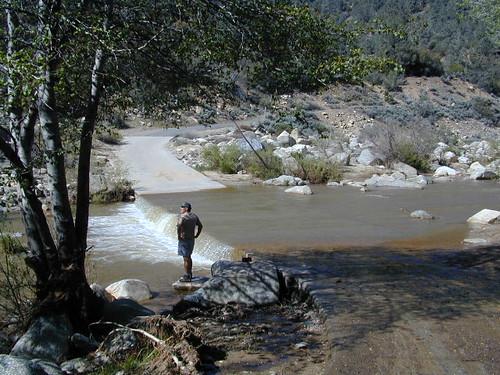 Piru Creek Rushing