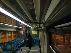 The empty train II
