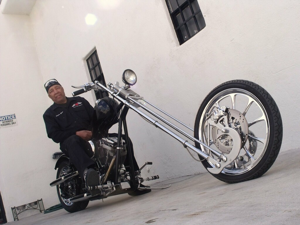 Sugar Bear's daily scooter | www sugarbearchoppers com/index