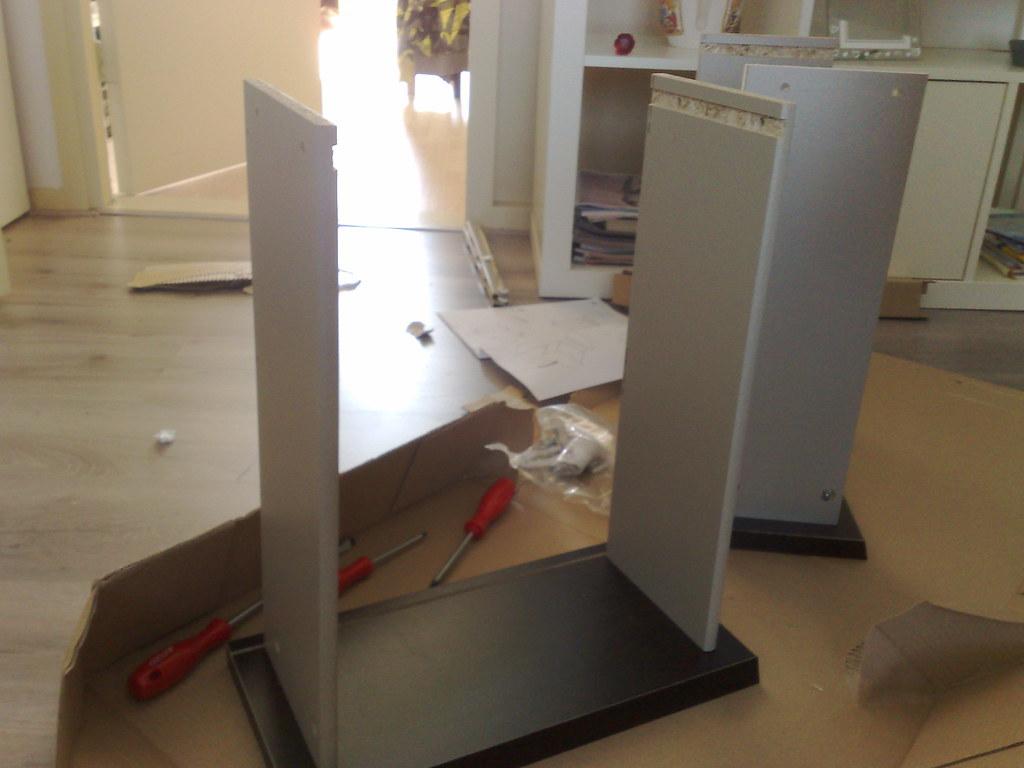 Wie Zei Dat Een Ikea Kast In Elkaar Zetten Moeilijk Is Aa