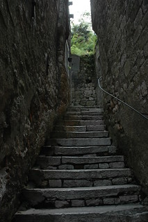 Steps in the old town | by Debbie and Gary