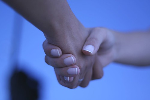 handshake II | by oooh.oooh