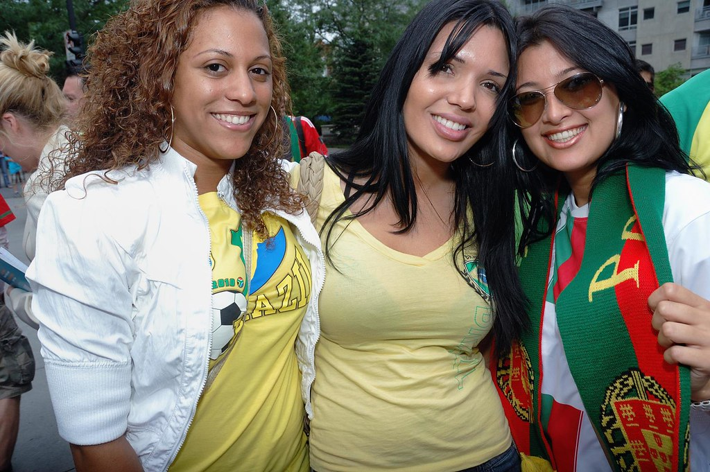 exotic brazilian women