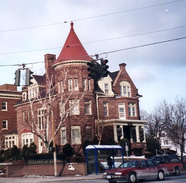 Buffalo NY ~ Eberhardt Mansion ~ Historic Home ~ 1999