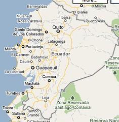 ecuador-map | by ecuadorliving