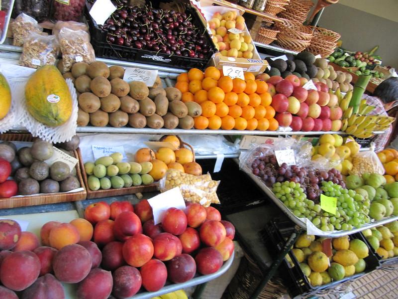 Mercado dos Lavradores - Funchal