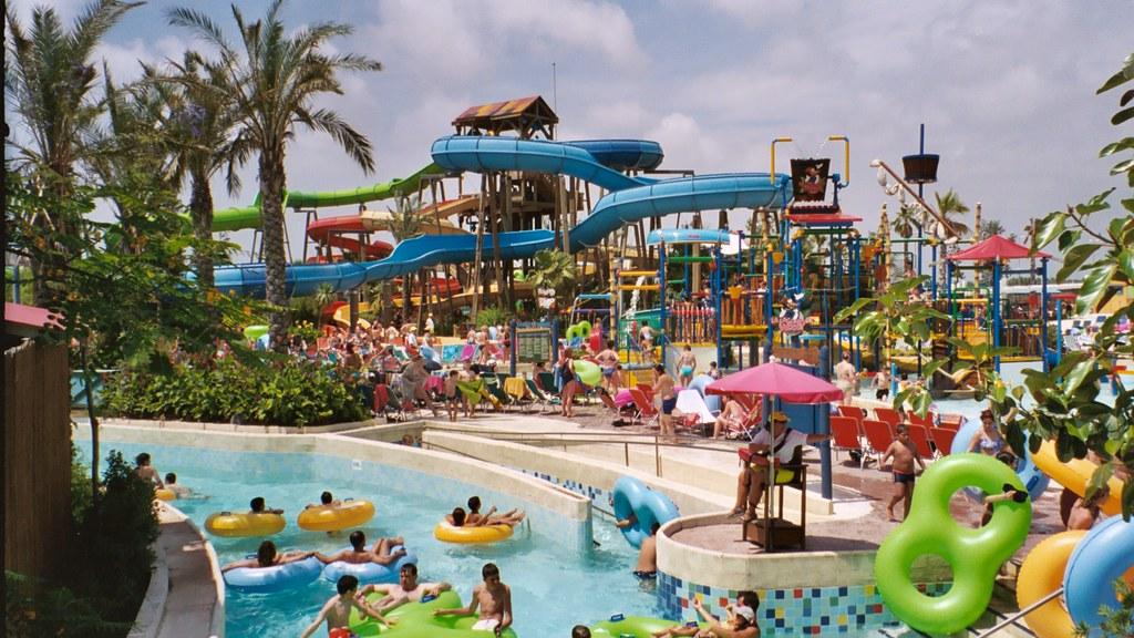 Portaventura Water Theme Park Salou Spain Martin Flickr