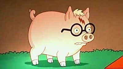 Harry Plopper The Simpsons Movie Spider Pig Has Been R Flickr