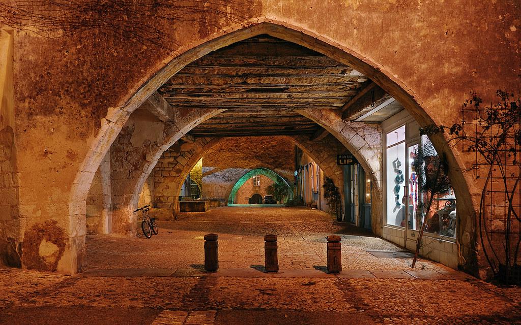 the path throught the arcades HDR* by David Giral | davidgiralphoto.com