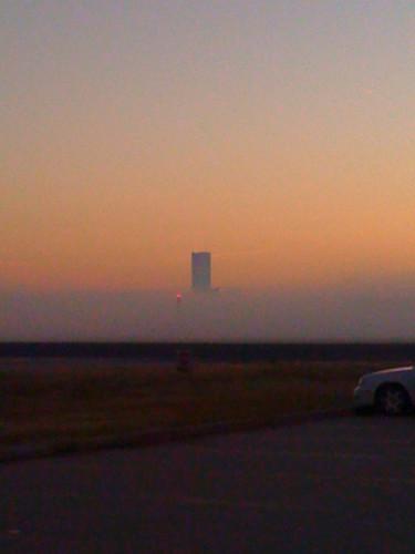 fog sunrise tulsa tu cityplex