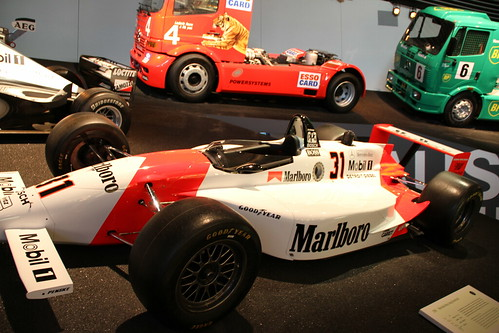 Penske-Mercedes IndyCar PC 23 | In nur 10 Monaten ...