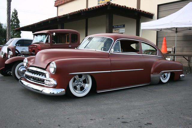 '52 Chevy Fleetline