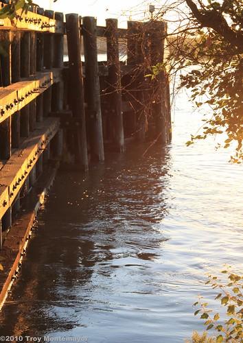 california wood reflection water ferry sunrise river unitedstates northamerica centralvalley sacramentocounty sacramentoriver riovista sanjoaquindelta solanocounty riovistaca canoneos50d ryerisland cacheslough realmccoyferry