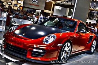 Salão do Automóvel 2010