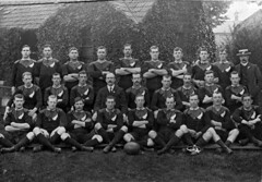 The 1905 All Blacks | by National Library of New Zealand