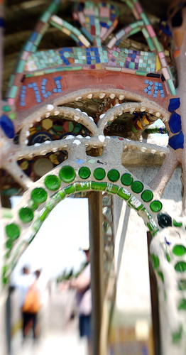 Watts Towers doorway | by NW