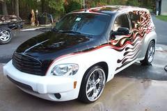 Chevrolet Hhr Custom Profile 1 Madkreator Flickr