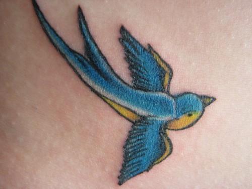 Sparrow Tattoo | by madaise