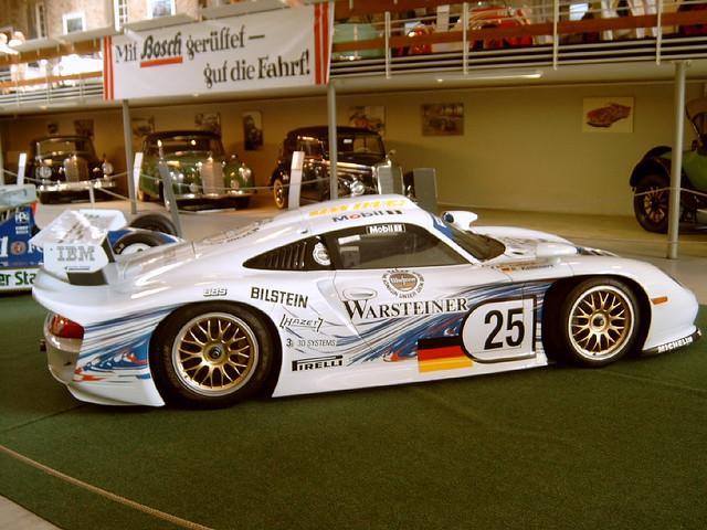 1997 Porsche 911 GT1